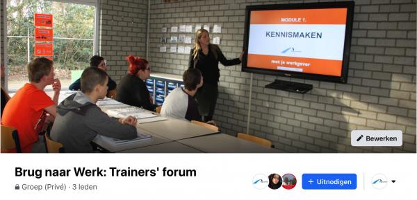 Brug naar Werk Trainers' Forum